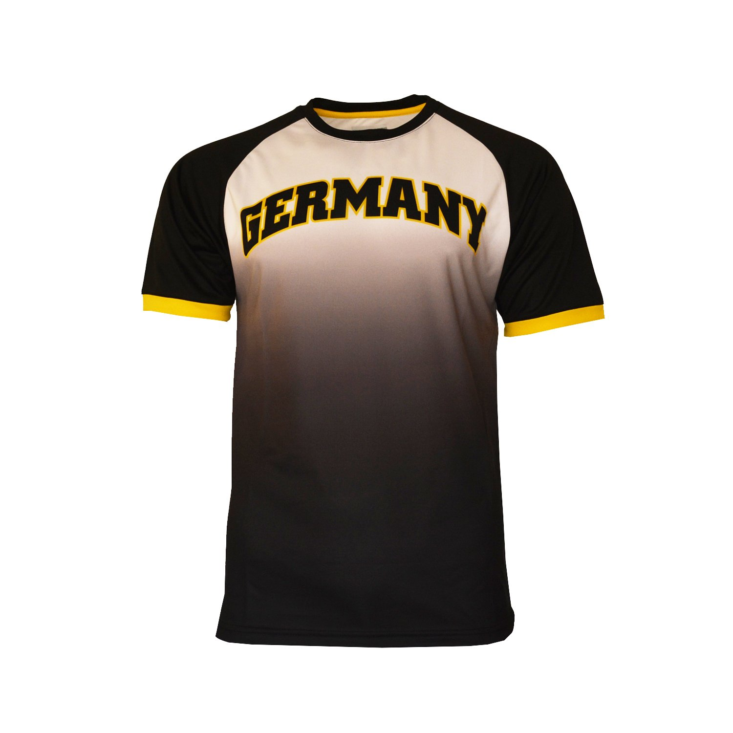 3984b1a6eff7 Amazon.com   Pana Germany Soccer Jersey Flag German Adult Training World  Cup Custom Name and Number   Sports   Outdoors