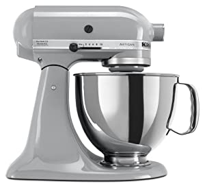 KitchenAid RRK150MC5 Qt. Artisan Series - Metallic Chrome (Certified Refurbished)