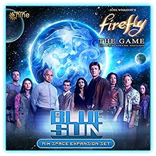 Gale Force Nine Firefly The Game : Blue Sun Expansion