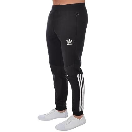 adidas Originals Teorado – Chaqueta de chándal Pantalones Negro M ...