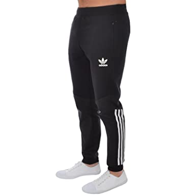 sleek separation shoes 50% off adidas Originals Men's Teorado Track Pants Black M: Amazon ...