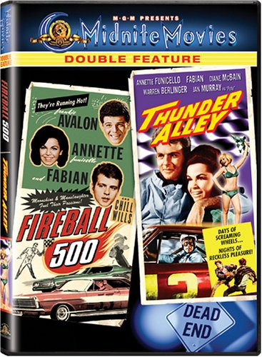 Fireball 500/Thunder Alley (Midnite Movies Double Feature) by Avalon Organics