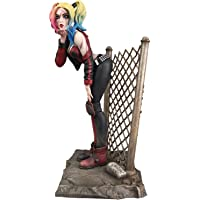 """DC Gallery: DCeased Harley Quinn PVC Figure, Multicolor, 8"""""""