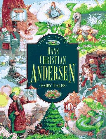 Andersens Fairy Tales Book