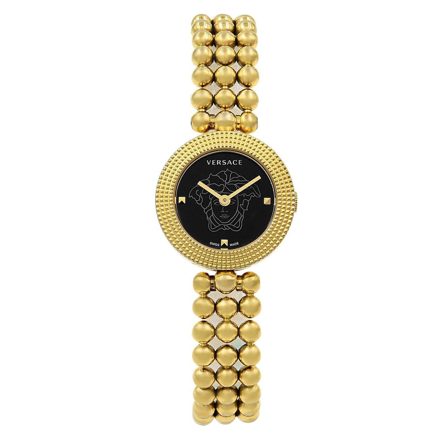 Versace Eon Quartz Female Watch 94Q80D008 S080 (Certified Pre-Owned) by Versace