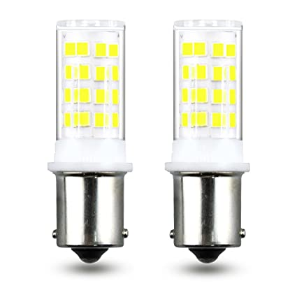 Led Auto Lights >> Amazon Com Klarlight 1093 1159 1129 1259 Ba15s Led Bulb 12v Bayonet
