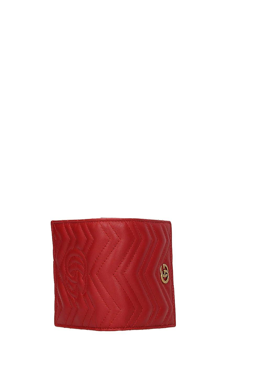 Portadocumentos Gucci Mujer - Piel (466492DRW1T): Amazon.es ...