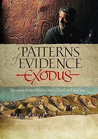 Amazon Patterns Of Evidence Exodus Movies Tv