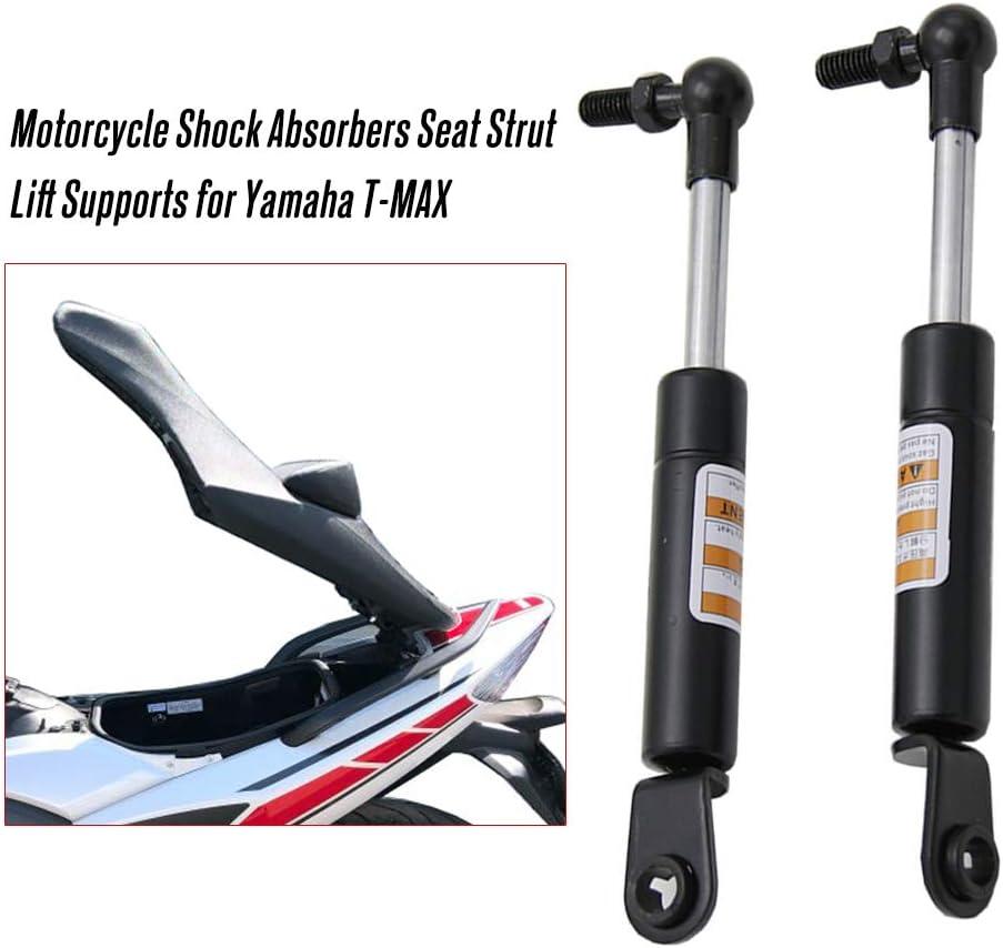 Kkmoon Motorrad Stoßdämpfer Sitzstreben Lift Unterstützt Sitzversteller Stoßdämpfer Bar Support Ersatz Für Yamaha Tmax T Max 500 530 2008 2018 Auto