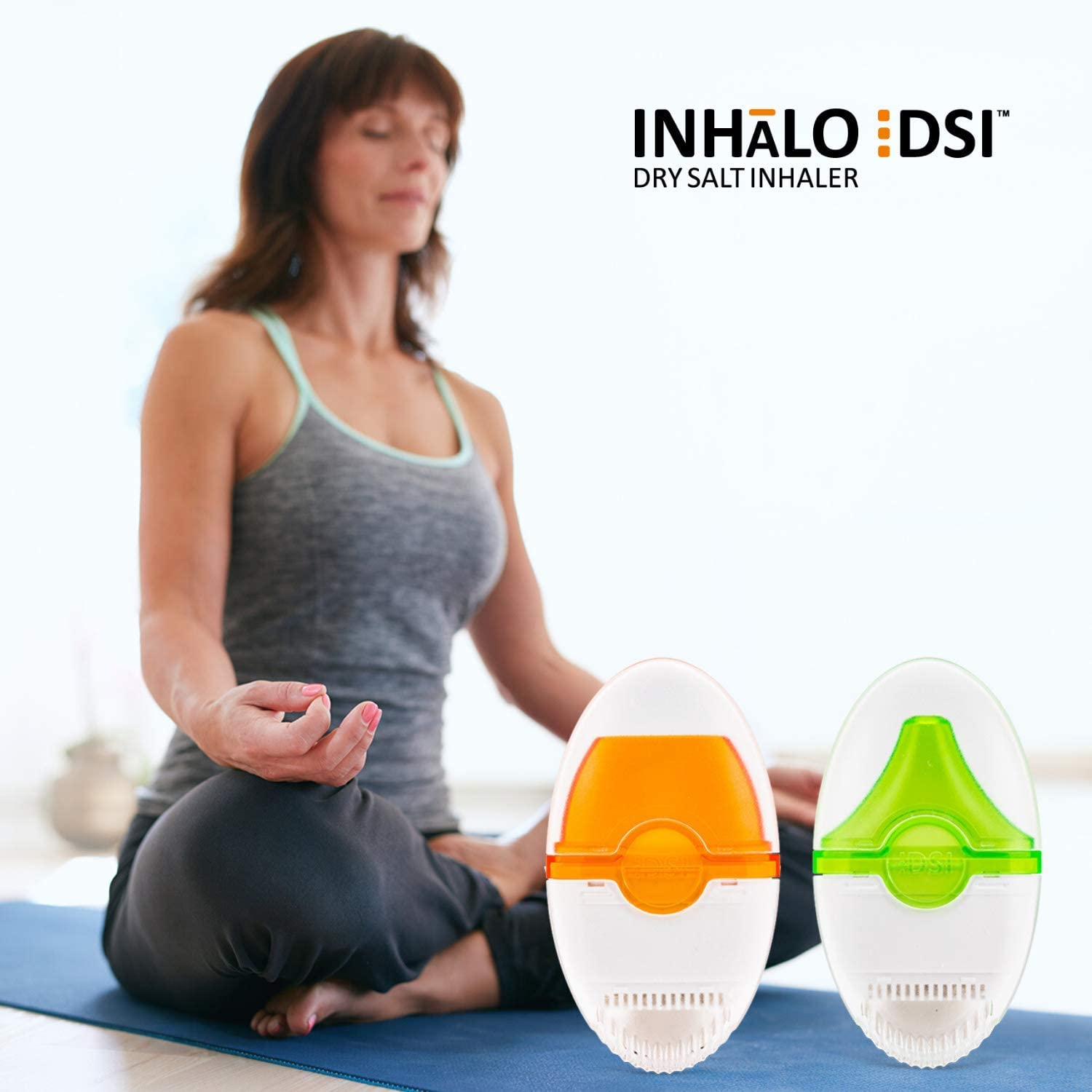 Inhalo salt inhaler