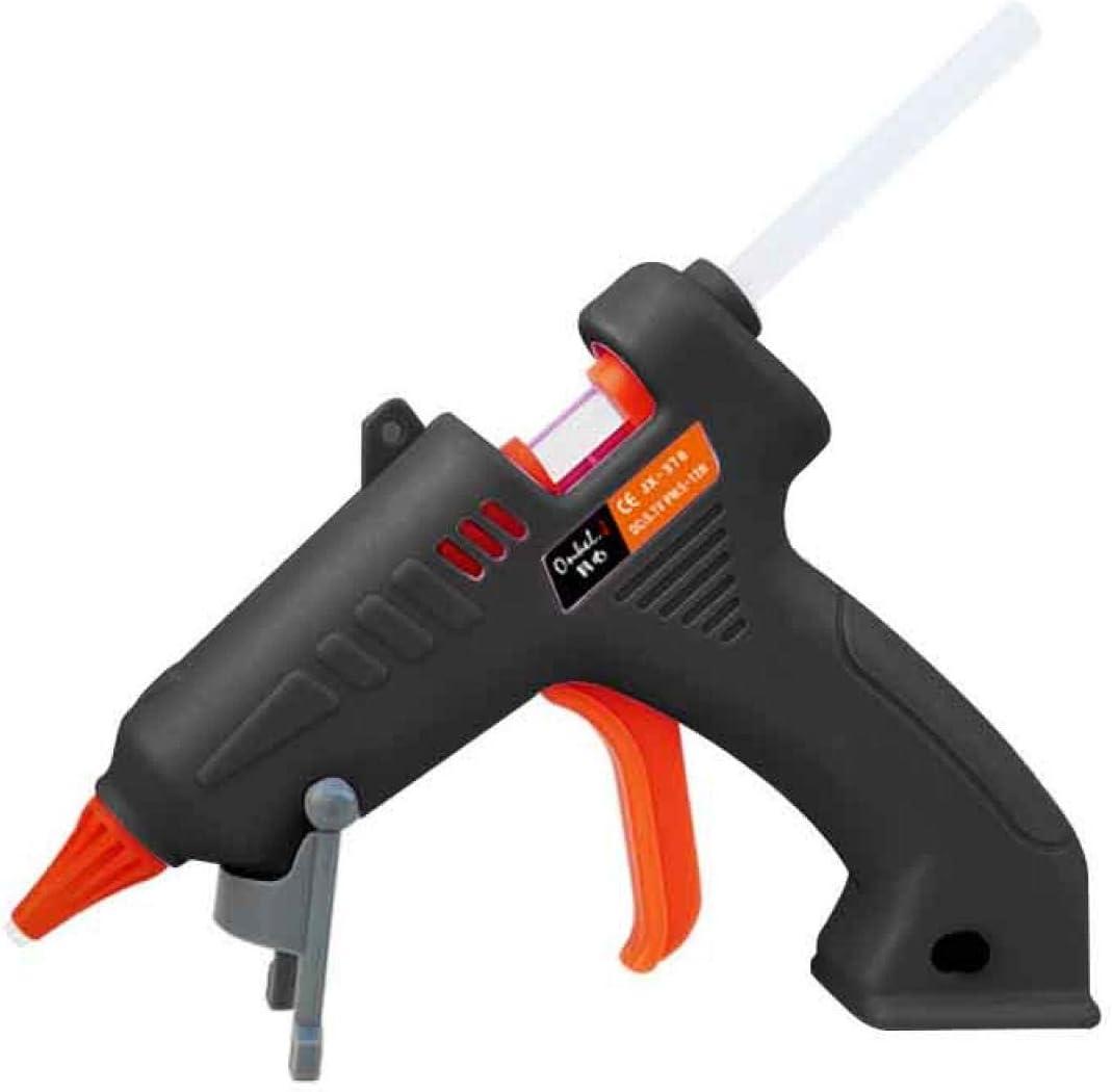 Cordless Hot Glue Gun, Mini Hot Glue Gun USB Rechargeable Electric Hot Melt Glue Gun Tool for DIY Crafts, Quick Repairs, Home, School, Office Arts
