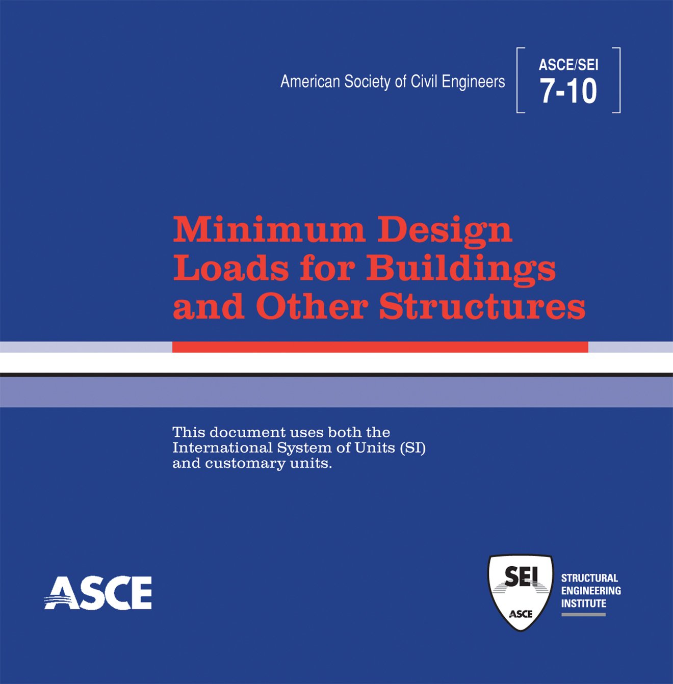 Minimum Design Loads for Buildings and Other Structures, Standard ASCE/SEI 7-10 pdf