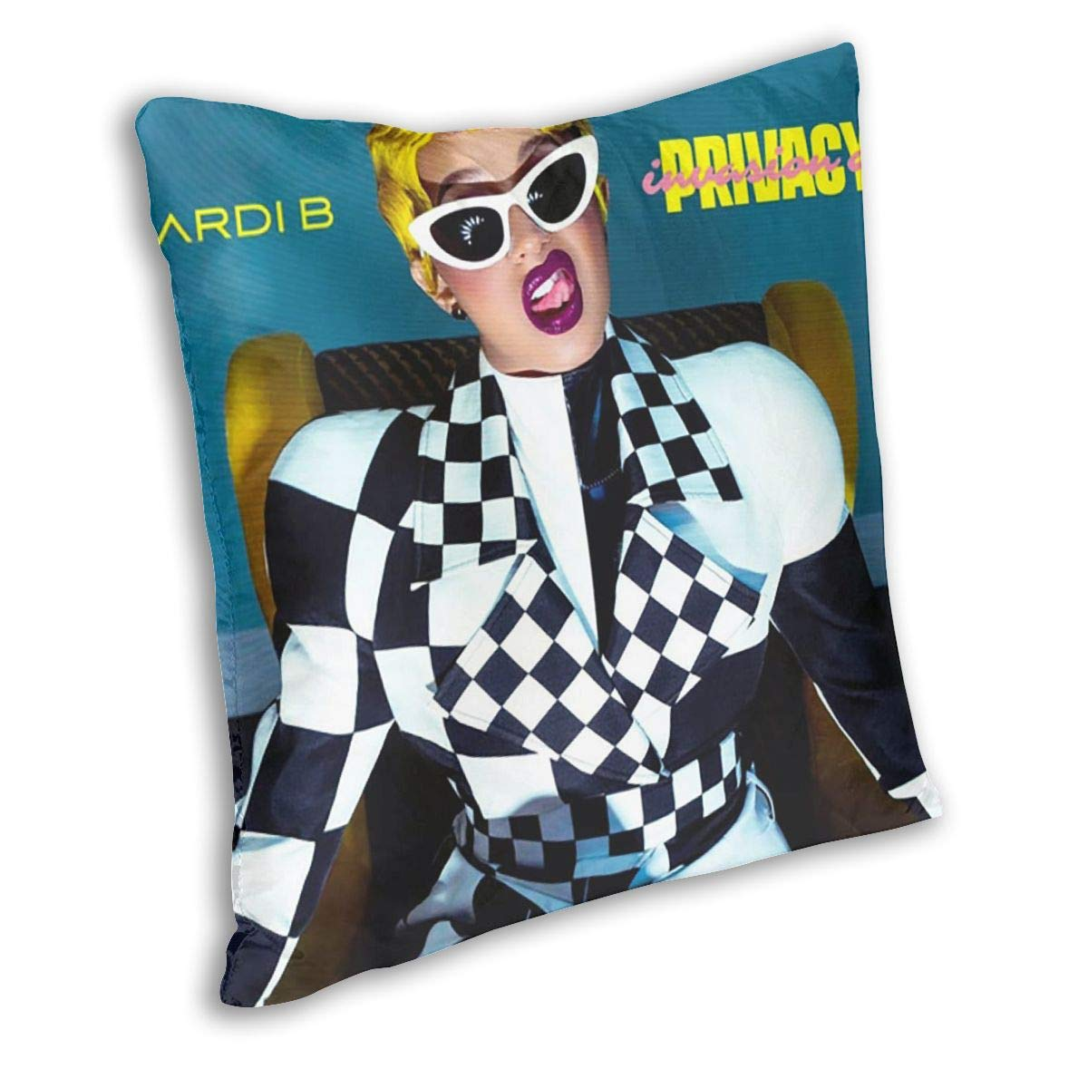 Amazon.com: Magee Unisex, Cardi B Fashion Pillow Cover: Home ...