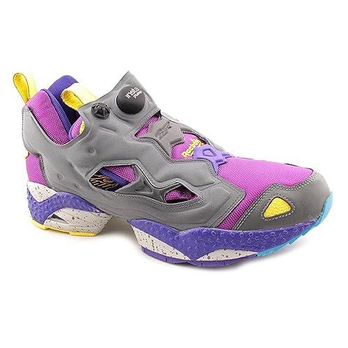 Reebok - Zapatillas de Baloncesto para Hombre Gris Gris: Amazon.es ...