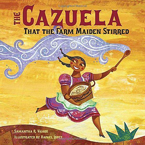 Book Cover: The Cazuela That the Farm Maiden Stirred