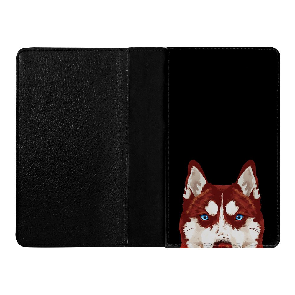 Beagle Puppy Dog FINCIBO Passport Holder Travel Wallet Organizer Cover Case