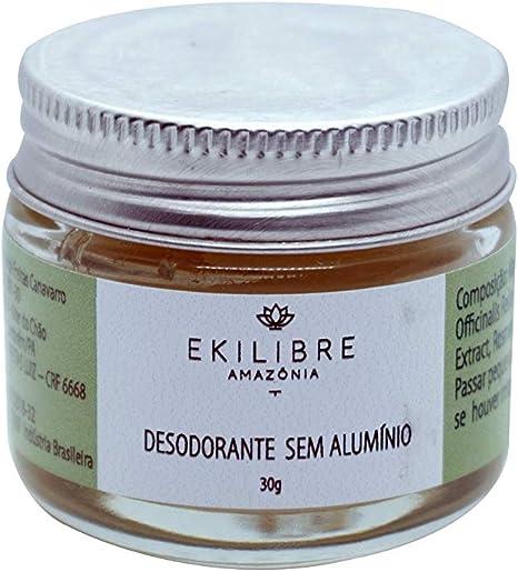 Desodorante Sem Alumínio, Ekilibre Amazônia