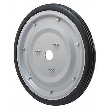 Rueda para motoazada diámetro 420 mm de ama: Amazon.es ...