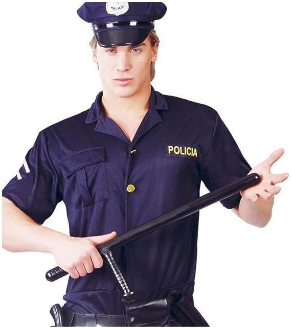 PORRA DE POLICÍA 60 CM: Amazon.es: Juguetes y juegos