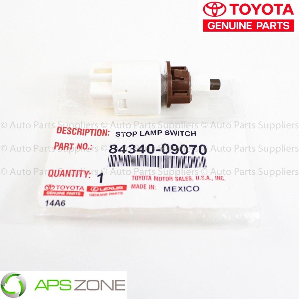 Toyota 84340-09070 Brake Light Switch by Toyota