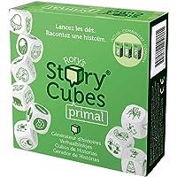 Asmodée Story Cubes: Primal - Juego de dados