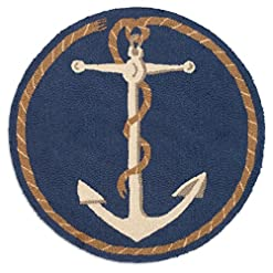 616RQ4qq5SL._SS247_ 50+ Anchor Rugs and Anchor Area Rugs