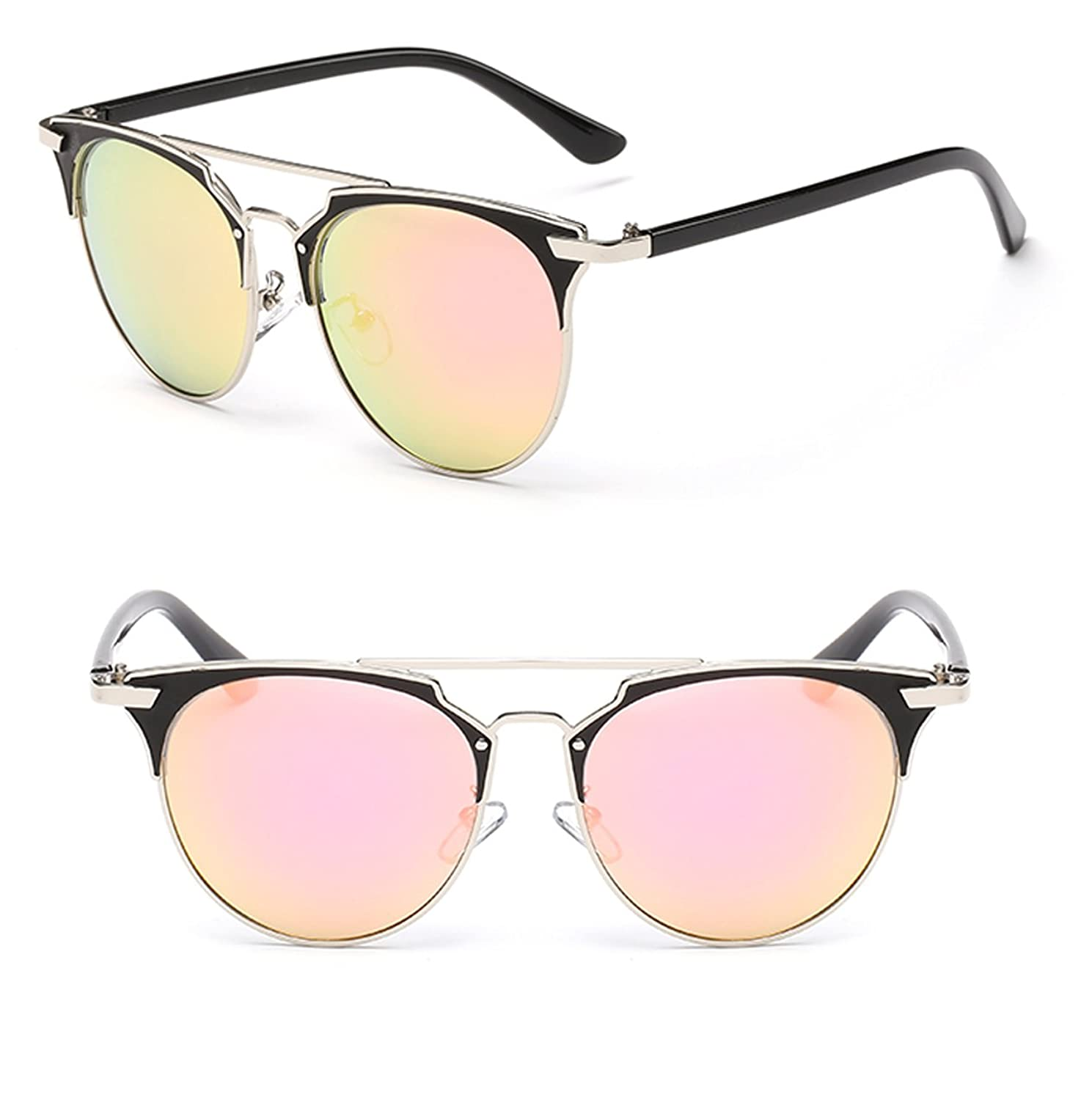 Cateye Polarized UV Protection Sunglasses for Birthday Gift