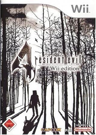 Capcom Resident Evil 4 Wii Edition - Juego: Amazon.es: Videojuegos