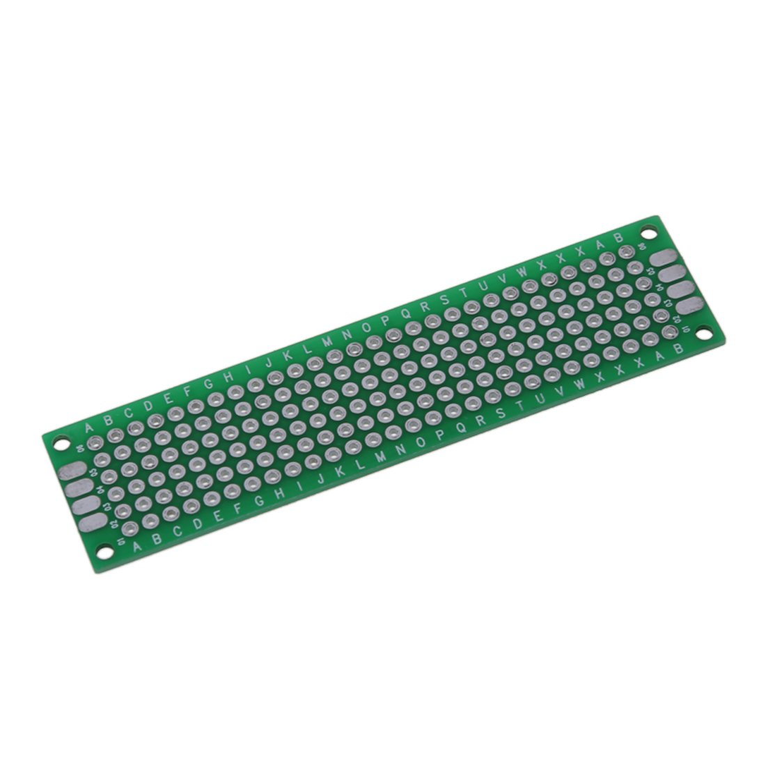 8cm Taille 4pcs Double-Side Prototype FR-4 PCB Printed Circuit Board stripboard universelle 2 SODIAL R