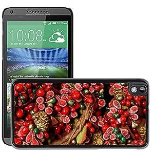 Etui Housse Coque de Protection Cover Rigide pour // M00153066 Antecedentes de la baya de color de la // HTC Desire 816