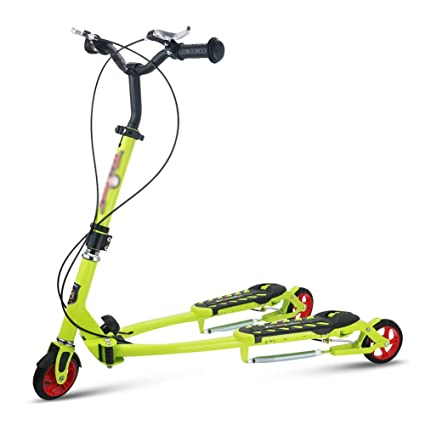 Amazon.com: Scooters Childrens Scissor Car 4-12 Years Old ...