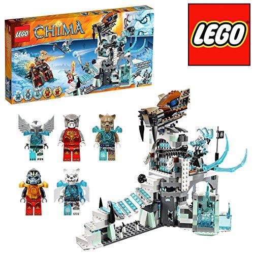 LEGO Chima 70147 Sir Fangars Ice Fortress