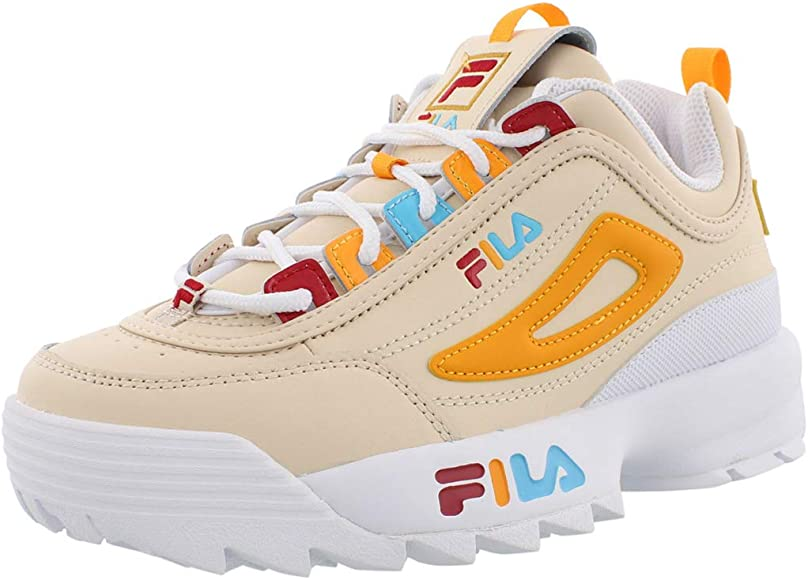 Fila Kids Disruptor II Shoes Bsan/Fora