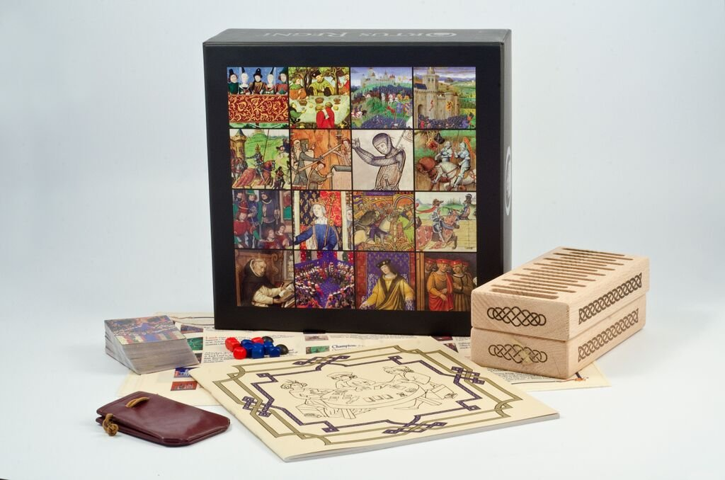 Jon Sudbury Games Ortus Regni
