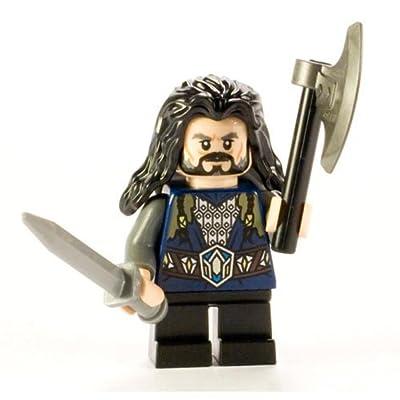 Lego Hobbit Thorin Minifigure: Toys & Games