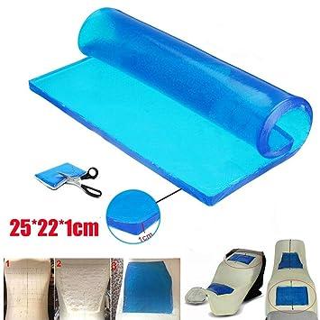 Amazon.com: Lisyline - Almohadilla de gel para asiento de ...