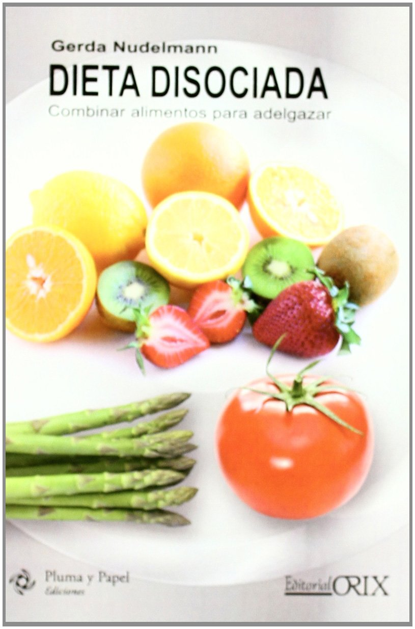 dieta disociada mezclar alimentos