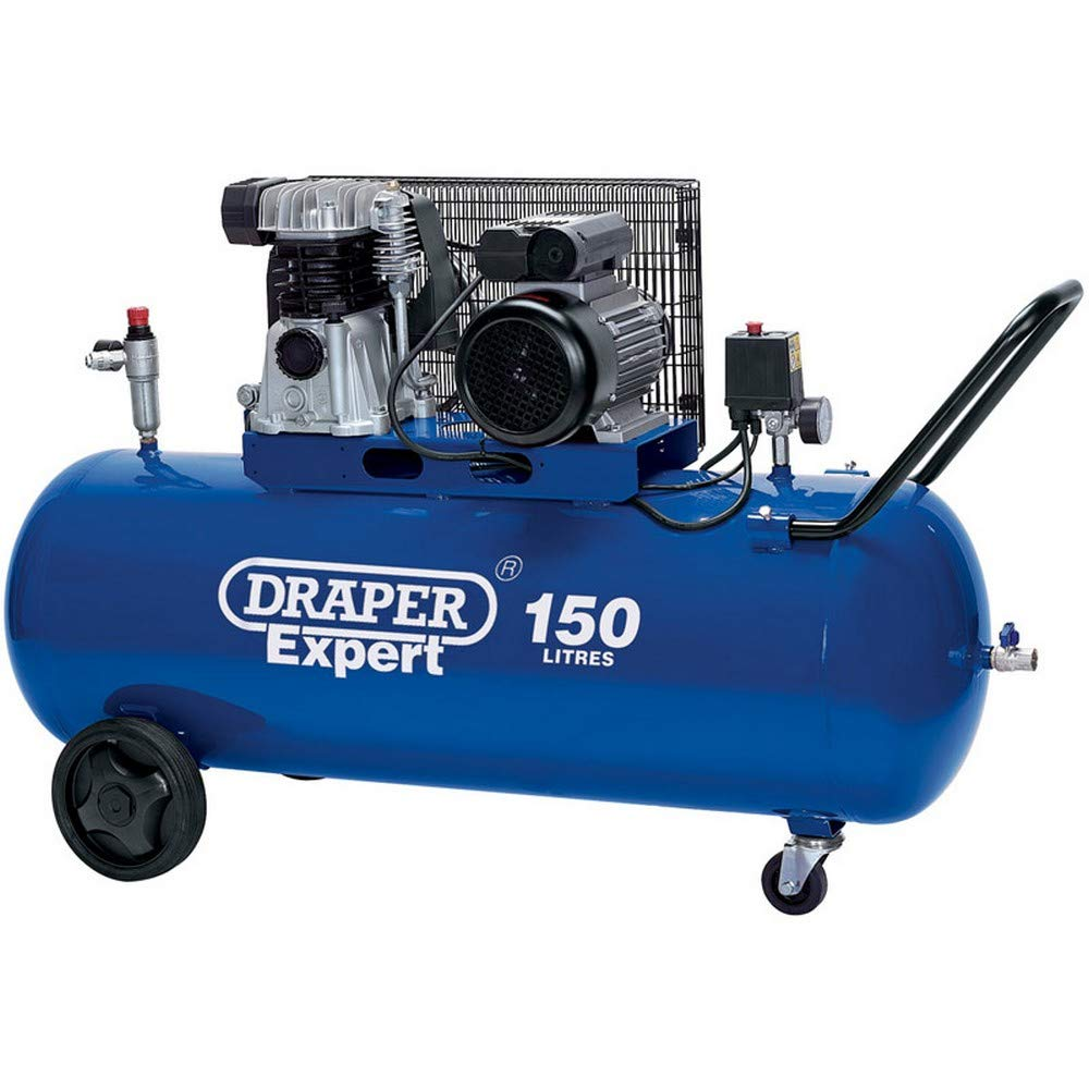 Draper DA150/365C - Compresor de aire (2200 vatios, 24 voltios): Amazon.es: Bricolaje y herramientas