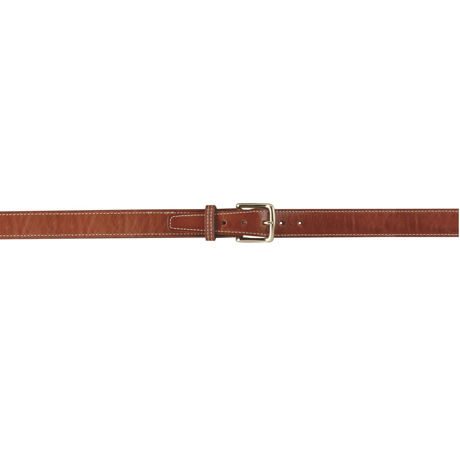 Gould & Goodrich 1 1/4'' Shooter's Belt, Chestnut Brown, Size 32