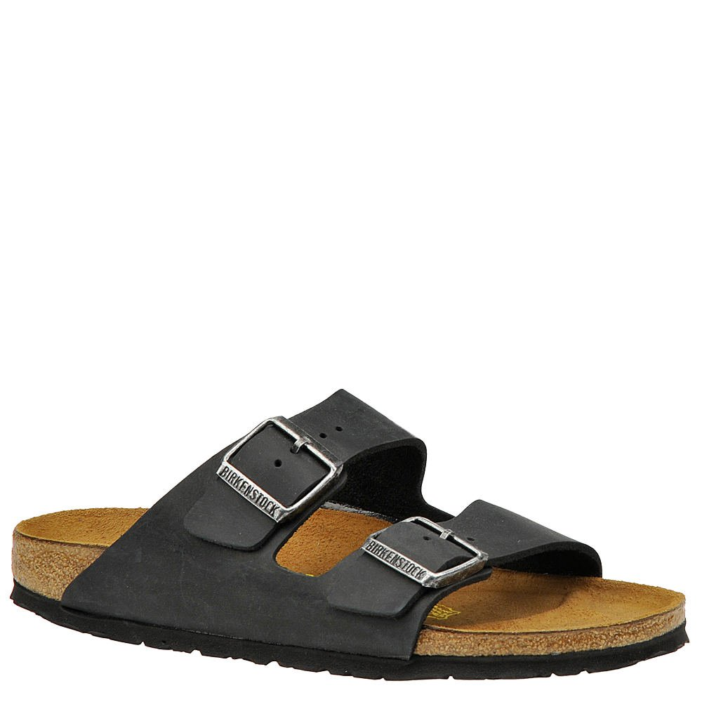 Birkenstock Arizona Stone Mens Sandals 43 EU|Black