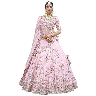 897a9dce6b Amazon.com: Festival Offer Bridal Indian Wedding Designer Red Heavy Lehenga  Choli Dupatta Skirt top Custom to Measure party wear women Hit 12: Clothing