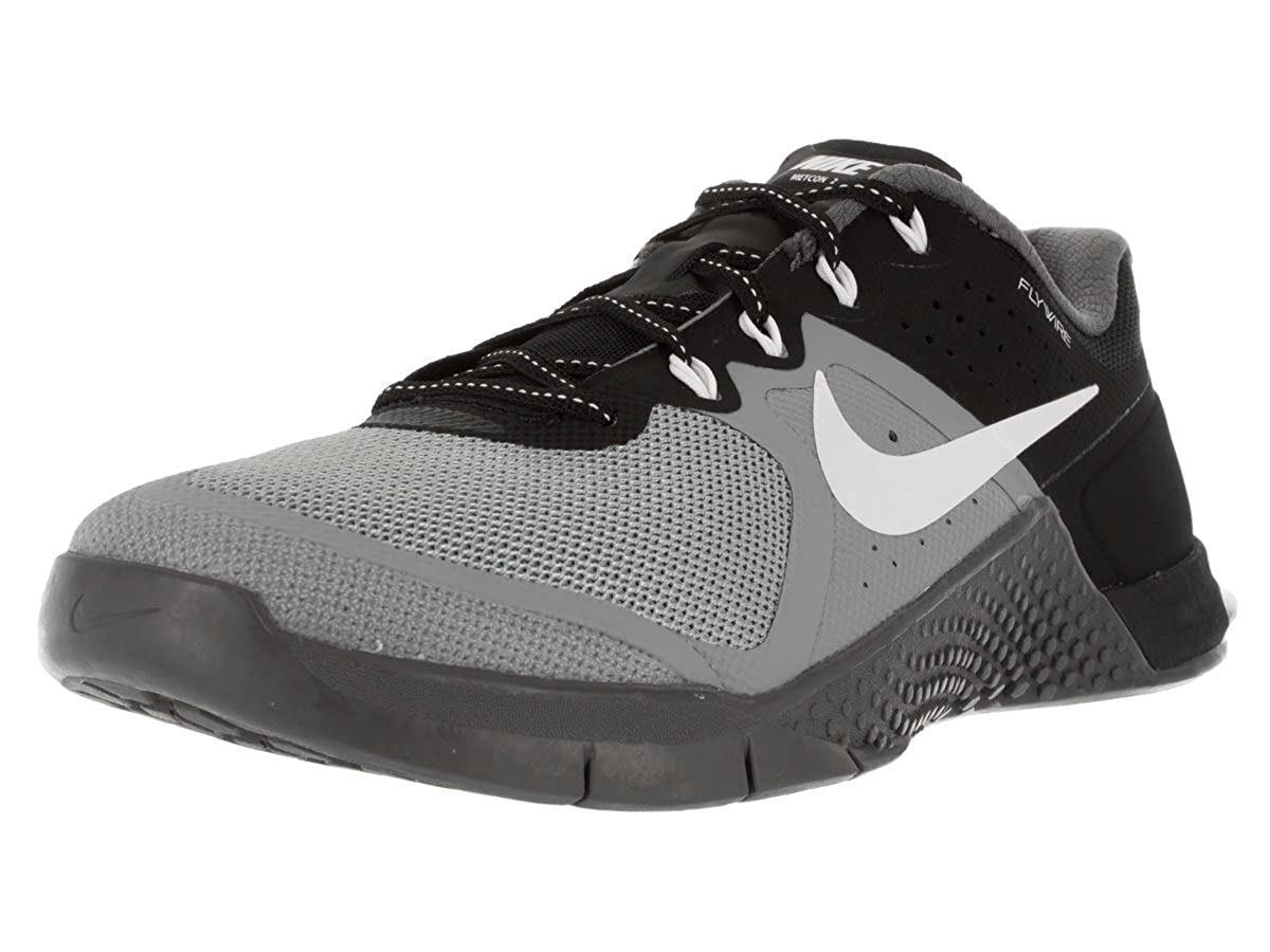 pretty nice c23ca 06057 Nike Womens Metcon 2 Running Trainers 821913 Sneakers Shoes (US 9. 5,  Stealth White Black Dark Grey 001)  Buy Online at Low Prices in India -  Amazon.in