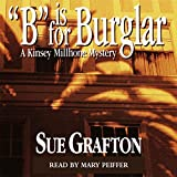 Bargain Audio Book - B is for Burglar