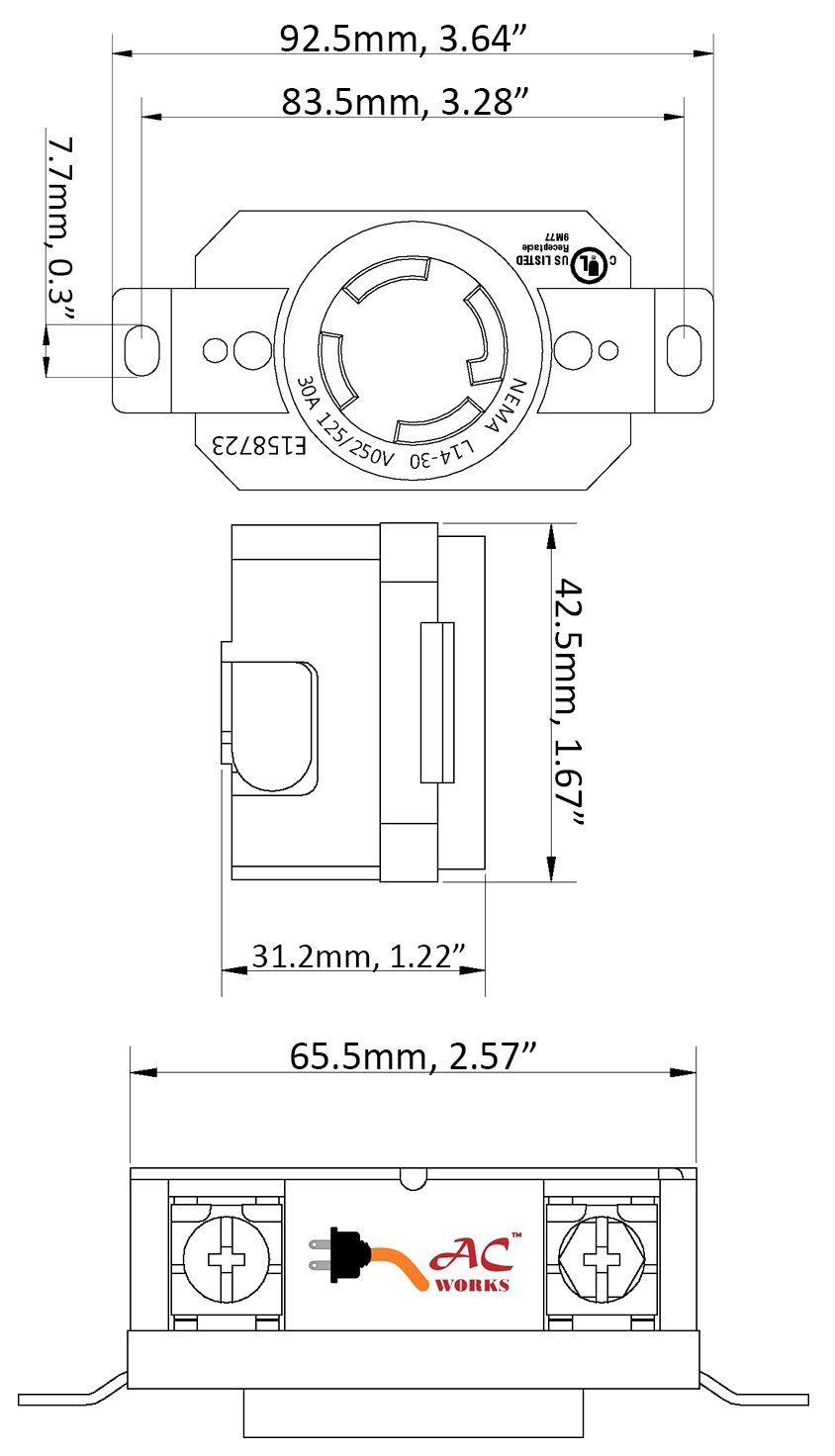 Hard-to-Find Fastener 014973307691 Socket Cap Screws 1//4-20 x 3 Piece-100