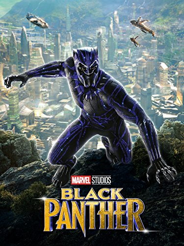 Large Product Image of Black Panther (2018)(Theatrical Version)