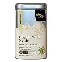 Stinging Nettle Tea - Organic Loose Leaf – Caffeine Free – Pharmacopoeia Grade Potency...