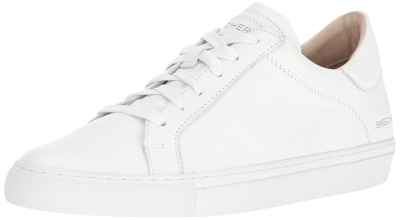 Skechers Vaso-Cordon Damen Halbschuhe Turnschuhe Weiß