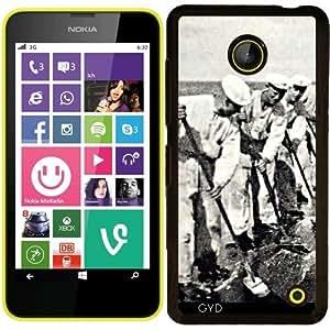 Funda para Nokia Lumia 630 - Cubierta Hisopado by hera56