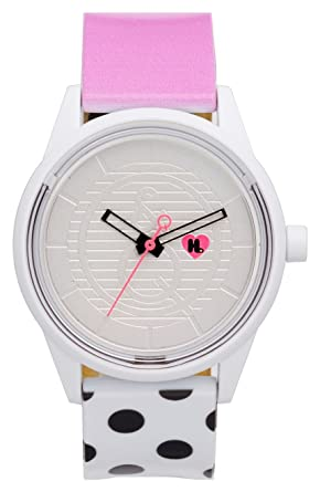 "Harajuku Lovers HL2108 ""Pop of Color"" Solar Watch 40mm"