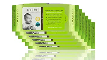 Review Wotnot Naturals Biodegradable Baby